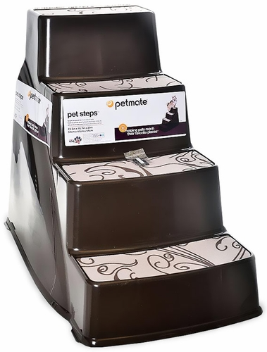 Petmate Pet Step II - Coffee Grounds