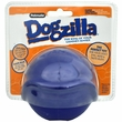 Petmate Dogzilla Rubber Ball Dog Toy - Blue (X-Large)