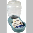 Petmate Replendish Waterer with Microban 0.5 Gallon - Pearl Blue