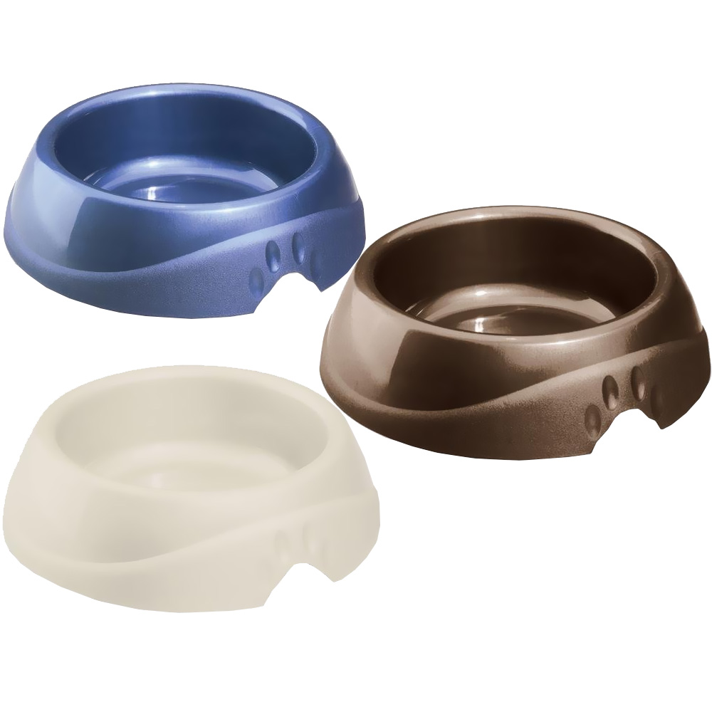 Petmate Ultra Lightweight Dish Bowl Small - Assorted