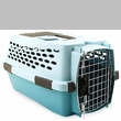 "Petmate Ultra Vari Kennel 19"" upto 10 lbs - Sky Blue"