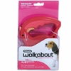 Petmate Walkabout Cord Medium - Red