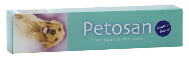 Petosan Toothpaste for Pets Poultry Flavor (2.5 oz)