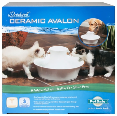 PetSafe Ceramic Avalon Fountain