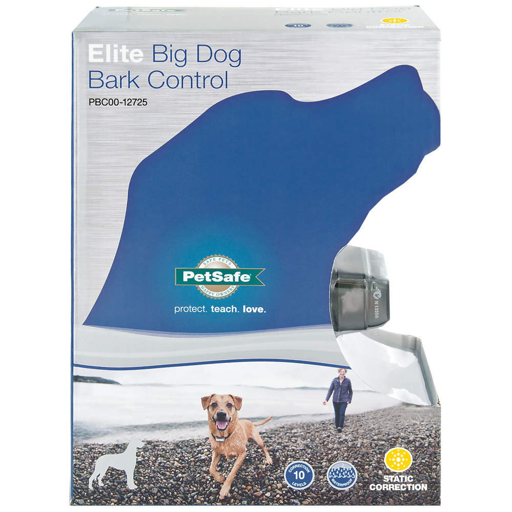 Petsafe Elite Big Dog Bark Control