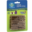 Petsafe&reg Busy Buddy Natural Rawhide Treat Strips - Small