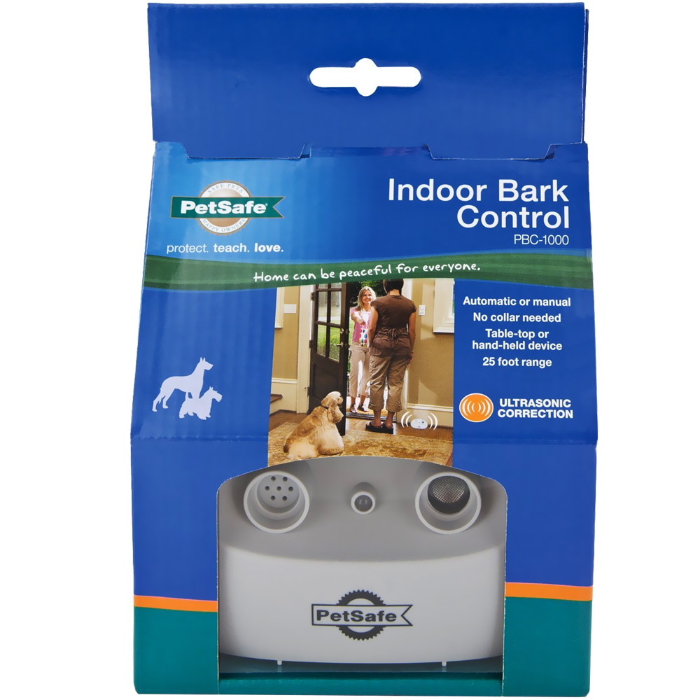 Indoor Dog Bark Control