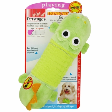 Petstages Big Squeak Gator