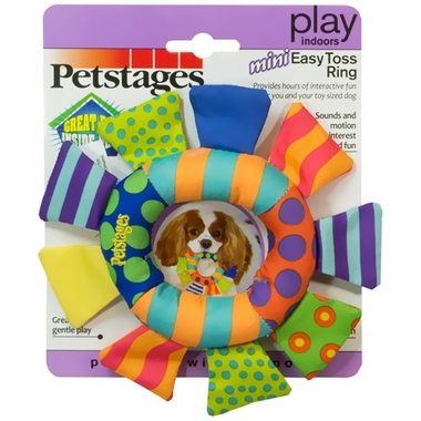 Petstages Mini Easy Toss Ring