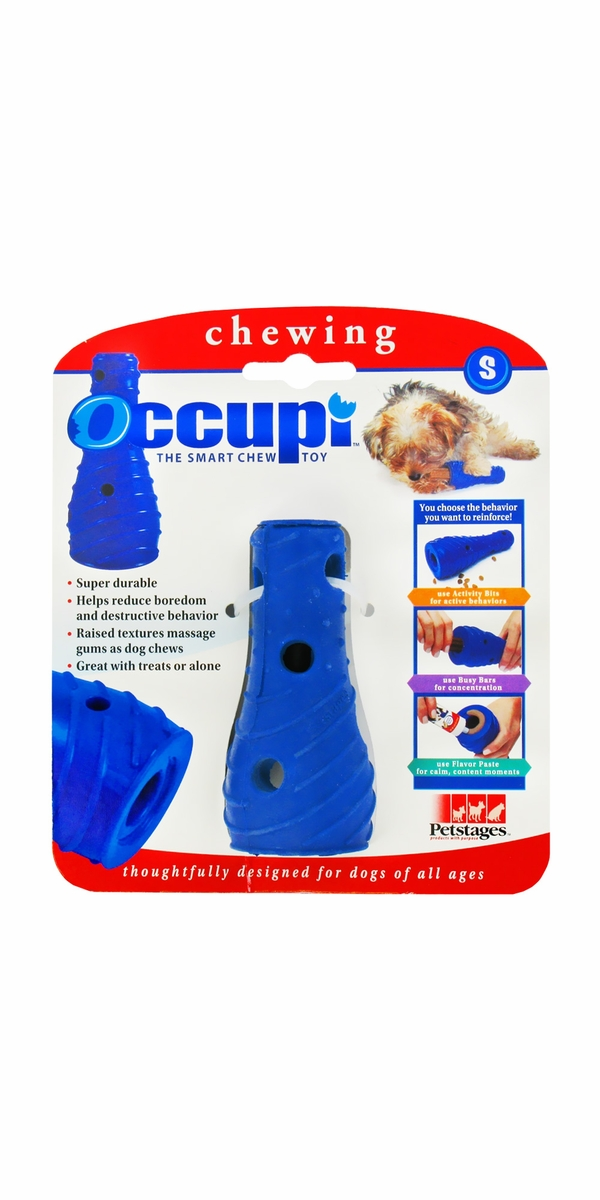 Petstages Occupi Chew Toy - Small