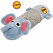Petstages® Stuffing Free Big Squeak Elephant