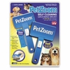 PetZoom Self Cleaning Grooming Brush (2-PACK)