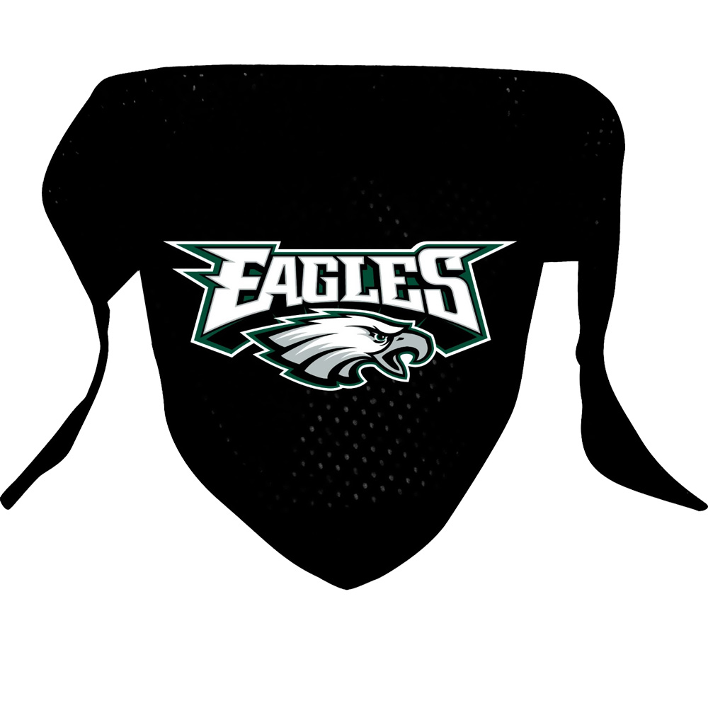 Philadelphia Eagles Dog Bandanas
