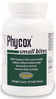 PhyCox Small Bites (10 Soft Chews)