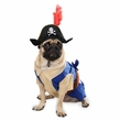 Pirate Pup Dog Costume - SMALL