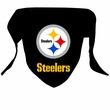 Pittsburgh Steelers Dog Bandana - Large