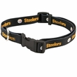 Pittsburgh Steelers Dog Collar - Medium