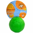 Planet Dog Orbee-Tuff Diamond Plate Orbee Ball - Green