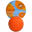 Planet Dog Orbee-Tuff Diamond Plate Orbee Ball - Orange