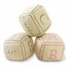 Planet Dog Squeaky Alphabet Blocks