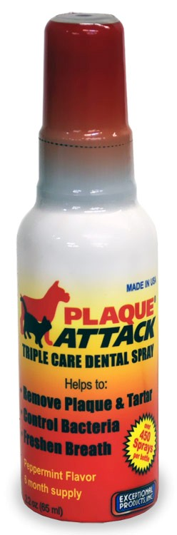 Plaque Attack Dental Sprays