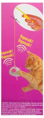 Play-n-Squeak Mouse Wand