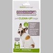 Pooch Pick-Up Bags w/ Cornstarch (35 bags)