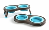 Popware Pet Feeder (Large - Turquoise)