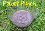 Power Punch Pupsicles Recipe