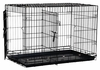 "Precision Black Great Crate 24x18x20"" - Two Door"