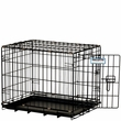 "Precision Black ProValu2 Crate 1000 19x12x14"" - One Door"