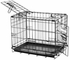 "Precision Black ProValu2 Crate 4000 36x23x25"" - Two Door With Lock System"