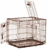 Precision Great Crate 6000 - 3 Door with Lock System & Quiet Links, Copper Hammertone 48x30x33""