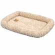 "Precision Pet Snoozzy Crate Bed 2000 - Natural (25""x20"")"