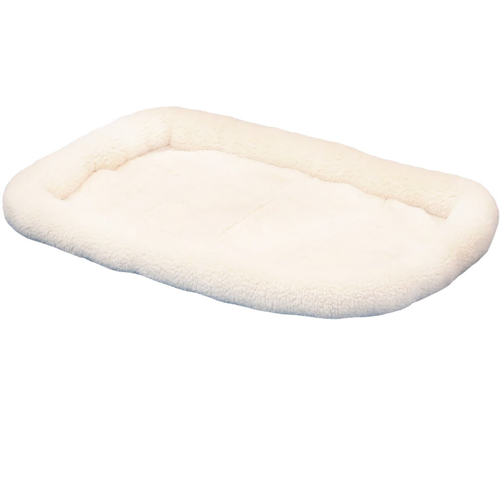 Precision Pet SnooZZy Original Fleece Pet Bed (Cream 18