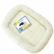 "Precision Pet SnooZZy Original Fleece Pet Bed (Cream 18"" x 14"")"