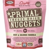 Primal Freeze Dried Beef & Salmon Cat Food (14 oz)