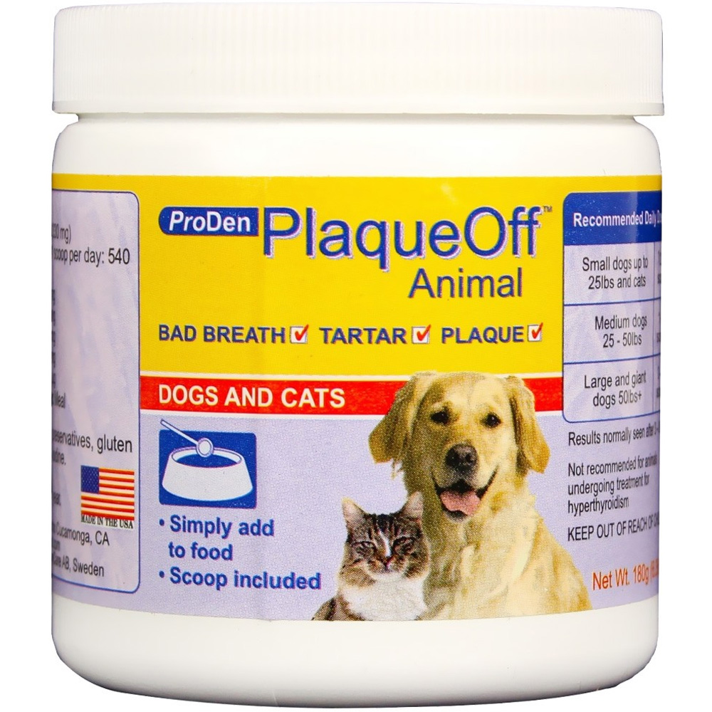 Proden PlaqueOff for Dogs and Cats (180 g)