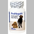 Prohepactic Liver Support Supplement for Medium & Large Dogs (30 Tablets)