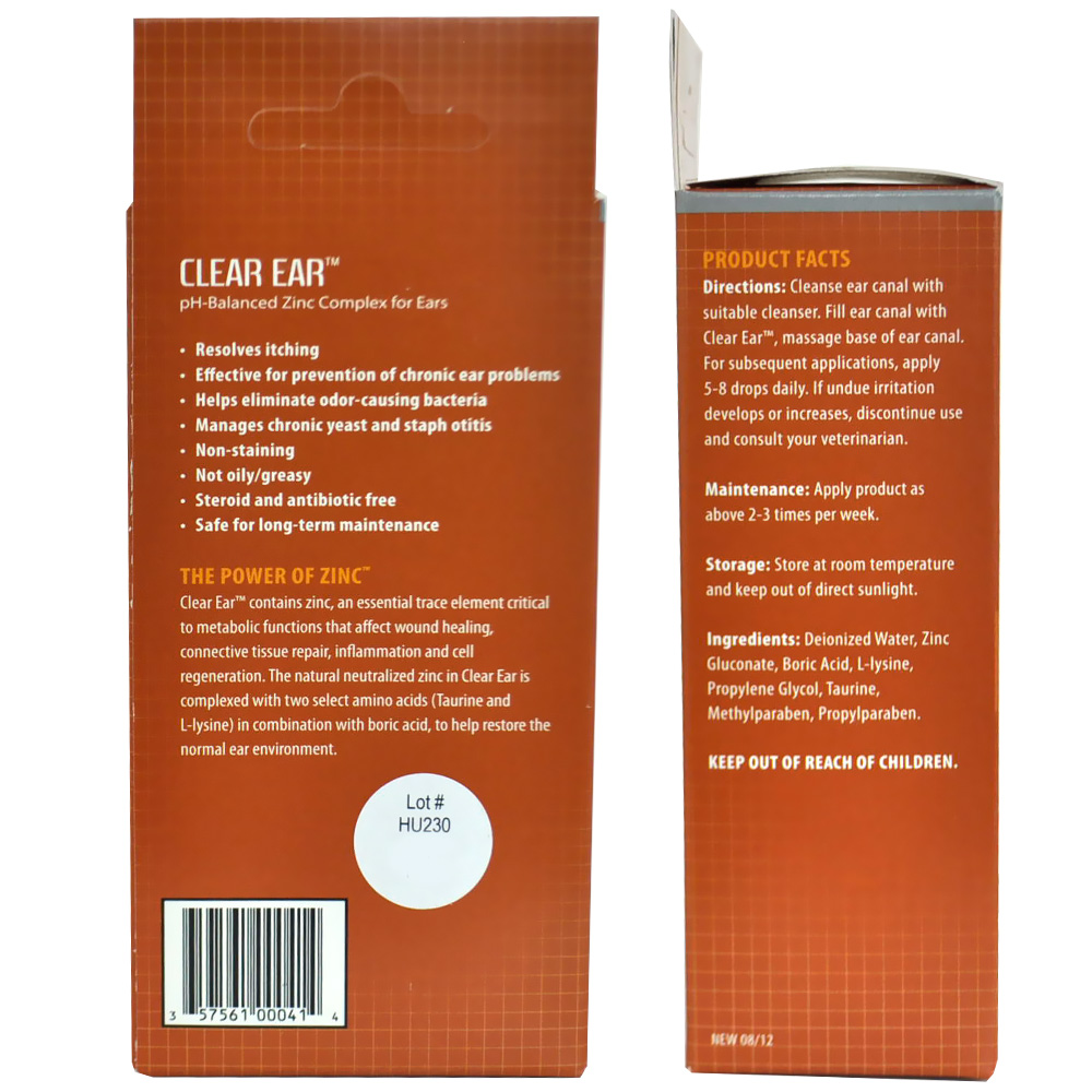 ProLabs Clear Ear (2 oz)