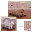 ProSelect Deco Crate II Medium - Pink