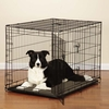 ProSelect Easy Crate with Double Door Large - Black