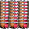 Purina Pro Plan Cat Braised Beef in Gravy with Carrots (24x3oz)