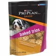 Purina Pro Plan Dog Baked Trios Chicken Treats (13 oz)