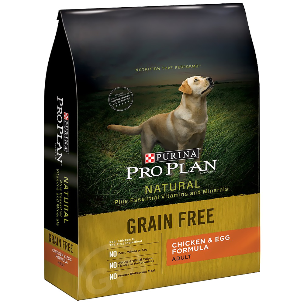 PURINA GRAIN FREE CHICKEN AND EGG