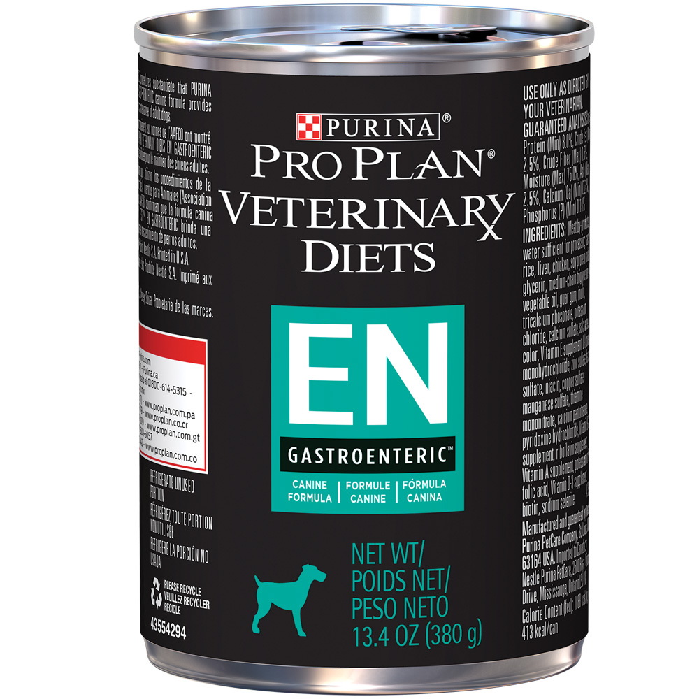 Purina Veterinary Diets® EN Gastroenteric Canine Formula Can (13.4 oz)