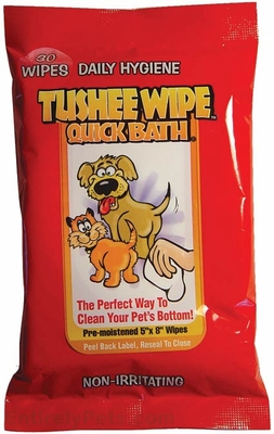 Quick Bath Wipes Tushee Wipe (30 Wipes)