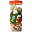 Ranch Rewards Holiday Rawhide Canister Bone (2.5In)