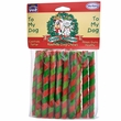 Rawhide Holiday Twists 15-PACK