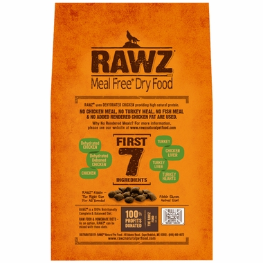 Rawz Dog Food Price